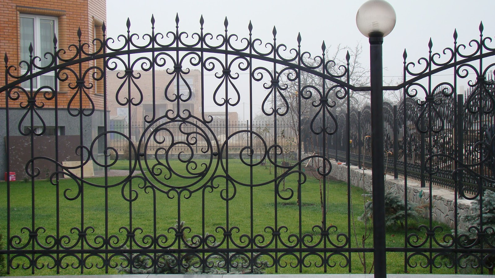 забор в Щелково