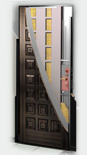 металлические двери элит