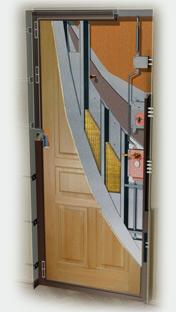 металлические двери монолит