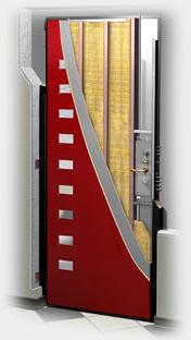 металлические двери премиум